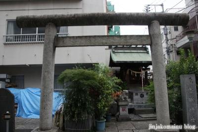 元赤城神社(新宿区早稲田鶴巻町)3
