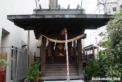 元赤城神社(新宿区早稲田鶴巻町)7