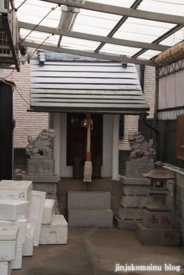 池立神社(新宿区喜久井町)5