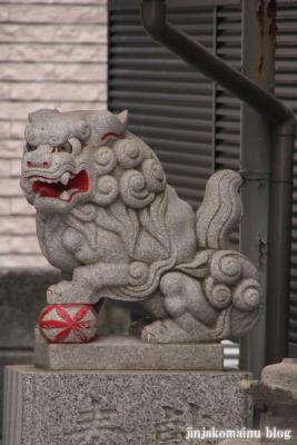 池立神社(新宿区喜久井町)6
