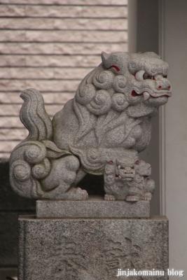 池立神社(新宿区喜久井町)7