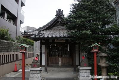 宝禄稲荷神社(新宿区原町)2