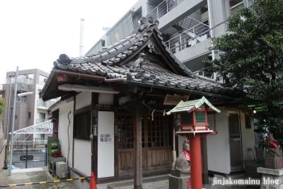 宝禄稲荷神社(新宿区原町)9