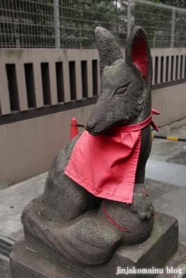 宝禄稲荷神社(新宿区原町)5