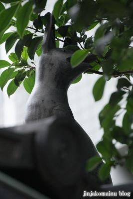 宝禄稲荷神社(新宿区原町)6