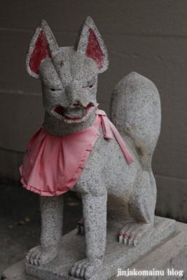 八兵衛稲荷神社(新宿区若松町)4