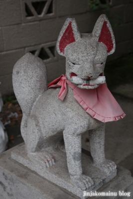 八兵衛稲荷神社(新宿区若松町)5