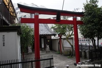 八兵衛稲荷神社(新宿区若松町)1