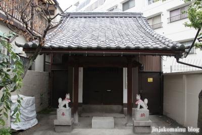 八兵衛稲荷神社(新宿区若松町)7