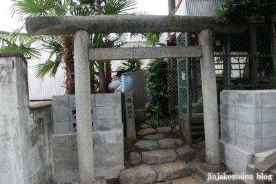 金弁財天(新宿区河田町)1
