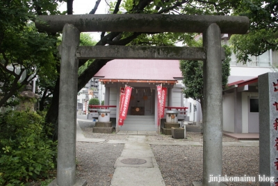 出世稲荷神社(新宿区余丁町)3
