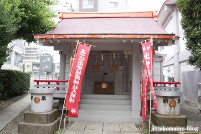 出世稲荷神社(新宿区余丁町)6