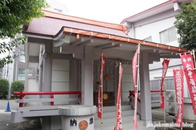 出世稲荷神社(新宿区余丁町)7