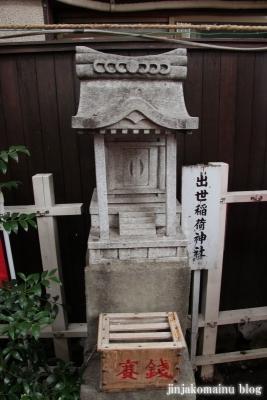 夫婦木神社(新宿区大久保)4