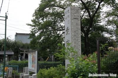 愛宕神社(久喜市久喜中央)1