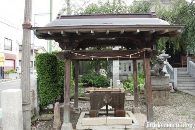 愛宕神社(久喜市久喜中央)3