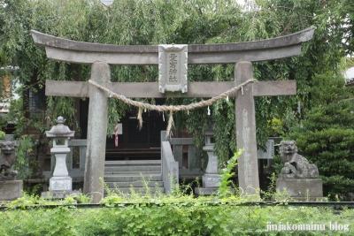 愛宕神社(久喜市久喜中央)4