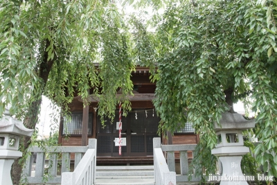 愛宕神社(久喜市久喜中央)8