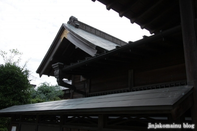 愛宕神社(久喜市久喜中央)9