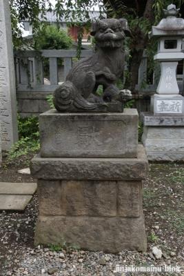 愛宕神社(久喜市久喜中央)15