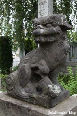 愛宕神社(久喜市久喜中央)16