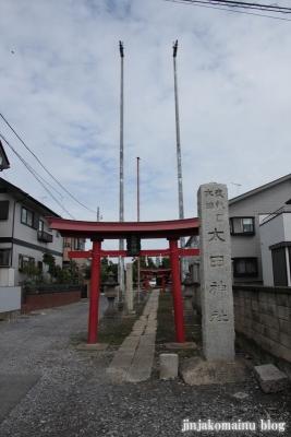 太田神社(久喜市久喜北)1