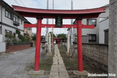 太田神社(久喜市久喜北)3