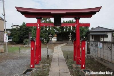 太田神社(久喜市久喜北)5