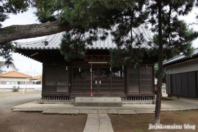太田神社(久喜市久喜北)9