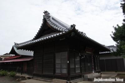 太田神社(久喜市久喜北)11