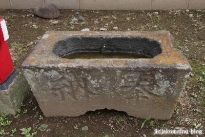 太田神社(久喜市久喜北)16