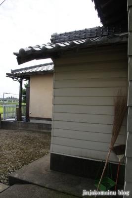 白山神社(久喜市古久喜)7