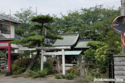 白山神社(久喜市古久喜)8