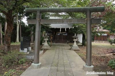 香取神社(久喜市上川崎)3