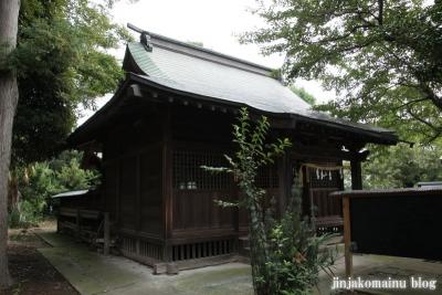 香取神社(久喜市上川崎)6