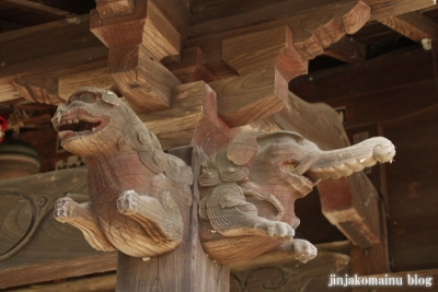 香取神社(久喜市上川崎)12