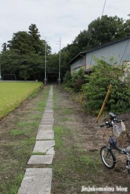 香取神社(久喜市上川崎)1