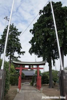 香取神社(久喜市外野)1