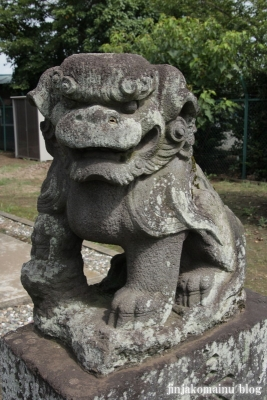 香取神社(久喜市外野)11
