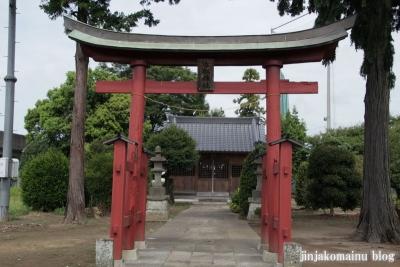香取神社(久喜市外野)2