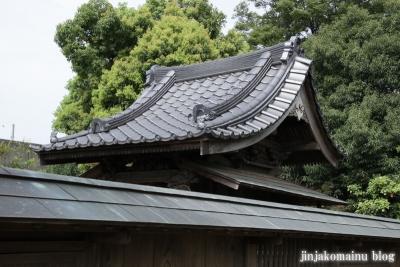 香取神社(久喜市外野)7