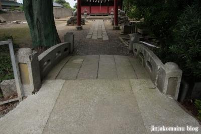 天満天神宮(久喜市青毛)4