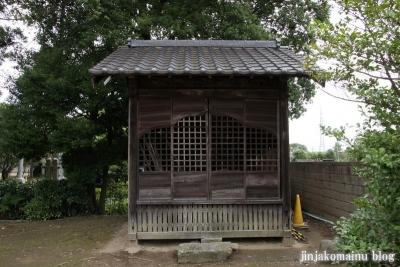 天満天神宮(久喜市青毛)11