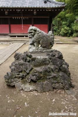 天満天神宮(久喜市青毛)12