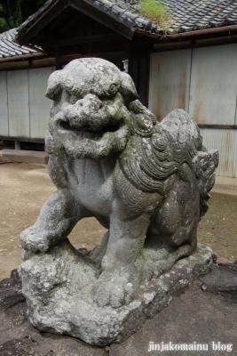 天満天神宮(久喜市青毛)13