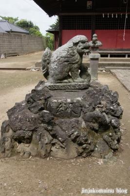 天満天神宮(久喜市青毛)16