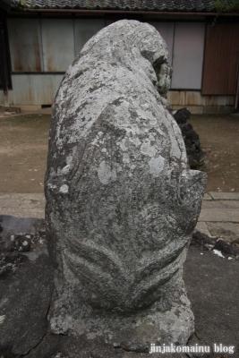 天満天神宮(久喜市青毛)19