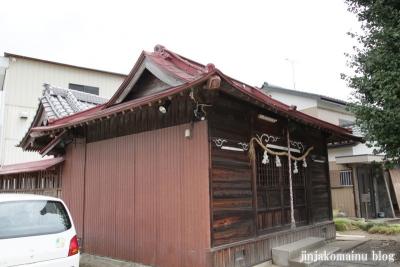 八幡神社(久喜市上清久)5