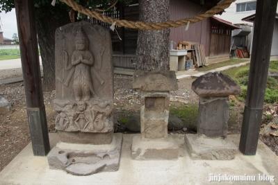 八幡神社(久喜市上清久)7