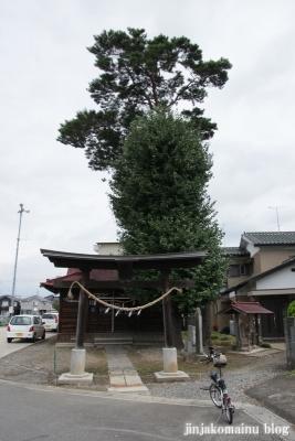 八幡神社(久喜市上清久)1